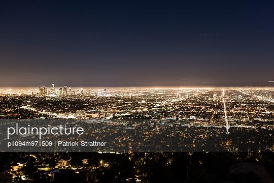 Los Angeles - p1094m971509 von Patrick Strattner