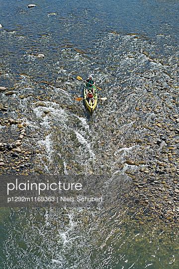 Kanu fahren - p1292m1169363 von Niels Schubert