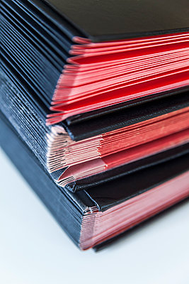 Stack of three files - p300m1191579 by Tom Chance