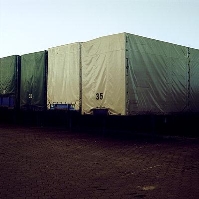 Logistics - p1214m1017177 by Janusz Beck