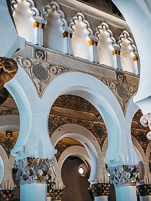 Spain, Toledo, Santa María la Blanca - p1681m2263303 by Juan Alfonso Solis