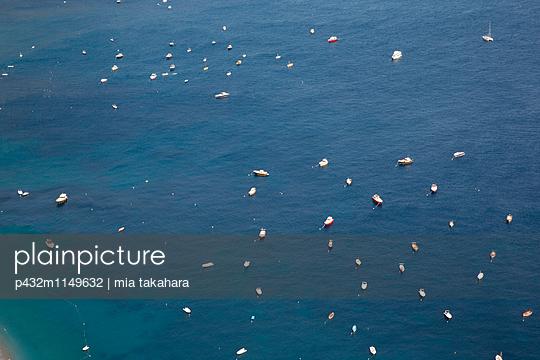 Boote in Positano - p432m1149632 von mia takahara
