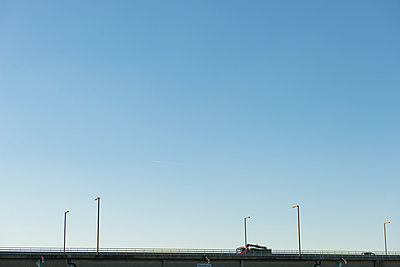 Netherlands, Roermond, view to Maas Bridge - p300m1081321f by visual2020vision