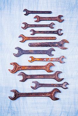 Schraubenschlüssel - p1149m2021461 von Yvonne Röder