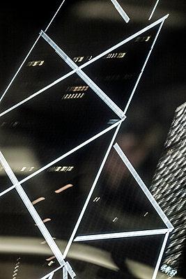 Hongkong Citylights - p1202m1061271 von Jörg Schwalfenberg