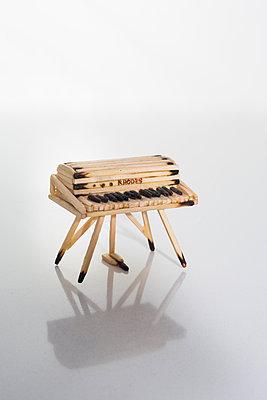 Piano - p1621m2260178 by Anke Doerschlen
