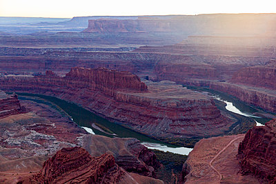 Canyonlands-Nationalpark - p756m1584502 von Bénédicte Lassalle