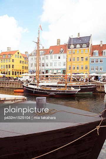 Kopenhagen Nyhavn - p432m1525104 von mia takahara