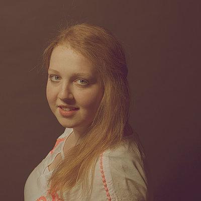 Portrait - p606m1425980 von Iris Friedrich