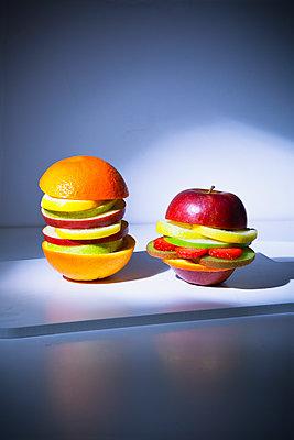 Veggie burger - p1149m2089337 by Yvonne Röder