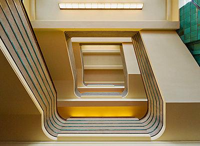 Art Deco, Wilhelmshaven - p1119m898474 von O. Mahlstedt