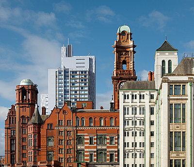 Student Castle, Manchester. - p855m971817 by Daniel Hopkinson