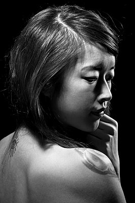 Portrait - p7700083 by mbphoto