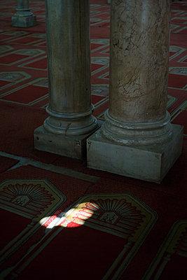 Moschee in Kairo - p1325m1333102 von Antje Solveig