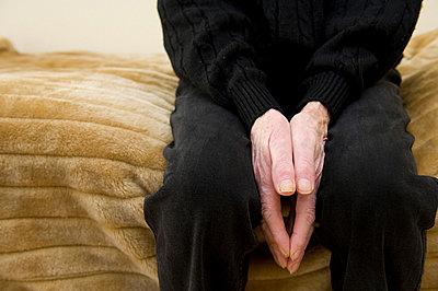 Elderly care - p6430141 by senior images