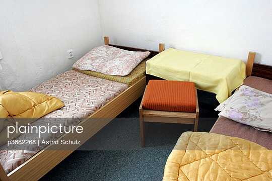 Beds in guest room - p3882268 by Astrid Schulz