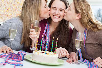 Geburtstagsfeier - p105m890525 von André Schuster
