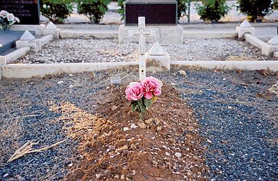 Auf dem Friedhof - p1470102 von Peter Stüber