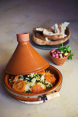 Moroccan cuisine - p1167m2269967 by Maria Schiffer