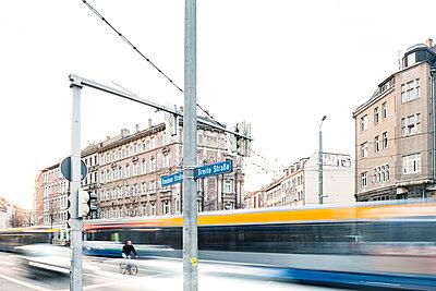 Leipzig - p1222m1138888 von Jérome Gerull