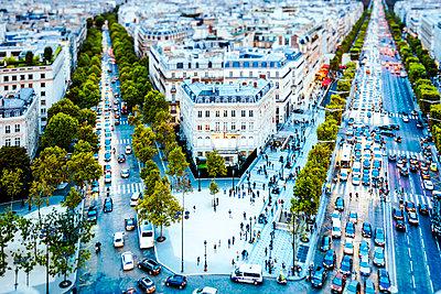 Paris - p416m1498016 von Jörg Dickmann Photography