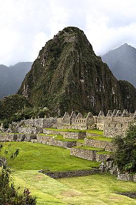 Peru, Machu Picchu - p1643m2229365 von janice mersiovsky