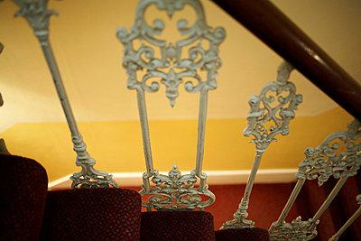 Treppengeländer - p6060082 von Iris Friedrich