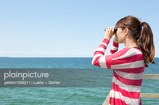 Offenes Meer - p454m1056211 von Lubitz + Dorner