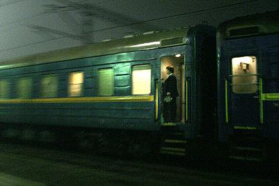 Bahn - p1205m1463951 von Jan Brykczynski