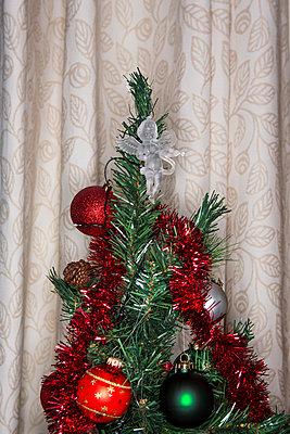 Weihnachtsdekoration - p1057m1093176 von Stephen Shepherd