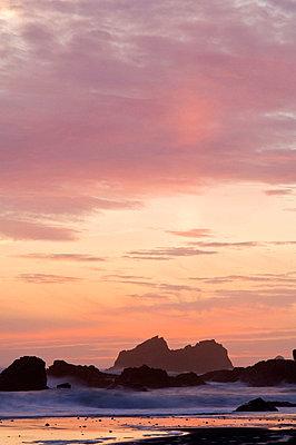 Harris Beach State Park, Oregon, USA - p4428550f by Design Pics