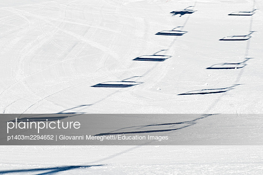 Pila. Valle D'aosta. Italy - p1403m2294652 by Giovanni Mereghetti/Education Images