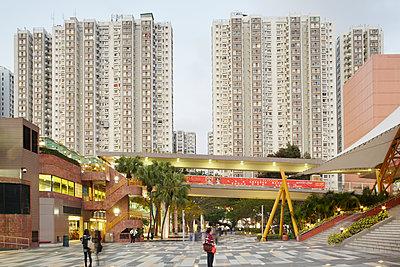 Hongkong - p1294m1513253 von Sabine Bungert