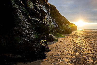 Porthcothan Bay - p879m2044711 by nico