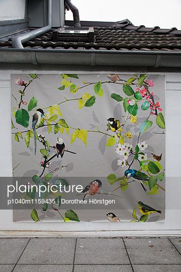 Vogelparadies - p1040m1159435 von Dorothee Hörstgen