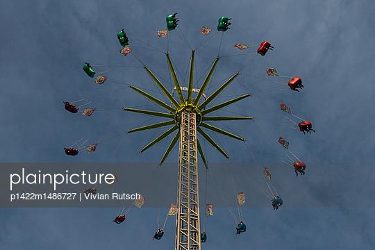 Jahrmarkt Karussel - p1422m1486727 von Vivian Rutsch