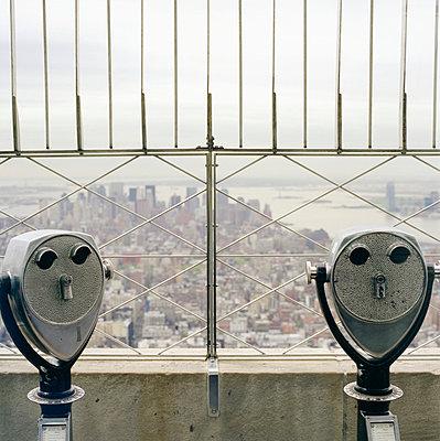 Aussicht auf Manhattan - p3420178 von Thorsten Marquardt