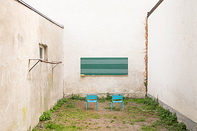 Backyard - p1625m2193125 von Dr. med.