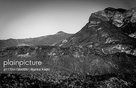 Landschaft in Mexiko - p1170m1584926 von Bjanka Kadic