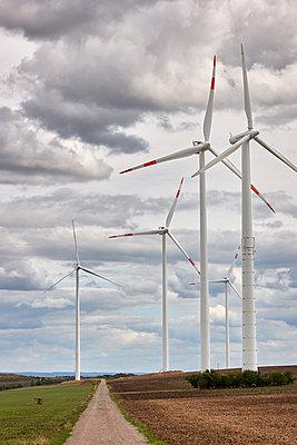 Windpark - p1099m1526261 von Sabine Vielmo
