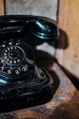 Altes Telefon - p1621m2248724 von Anke Doerschlen