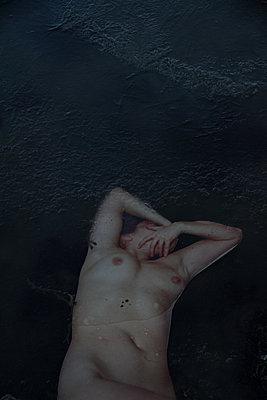 Meerjungfrau - p969m1515191 von Alix Marie