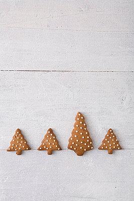 Weihnachtslichter - p447m698967 von Anja Lubitz