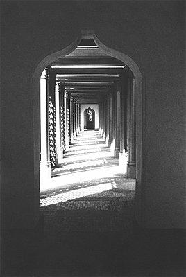 Moschee im Schlosspark Schwetzingen - p9790519 von Klingler
