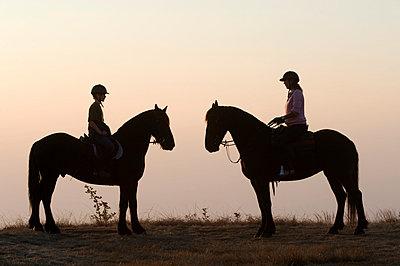 A horse riding safari is a popular way to explore Zomba Plateau - p6521869 by John Warburton-Lee