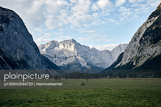 Gebirgslandschaft - p1305m2044723 von Hammerbacher