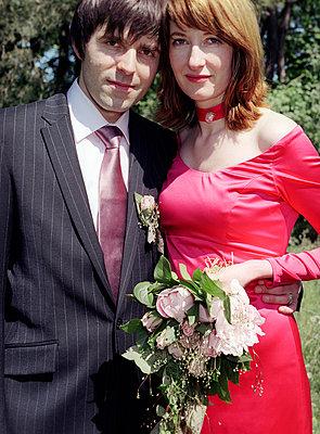 Bridal bouquet - p8280345 by souslesarbres