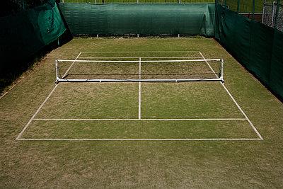 Tennis court - p8670015 by Thomas Degen