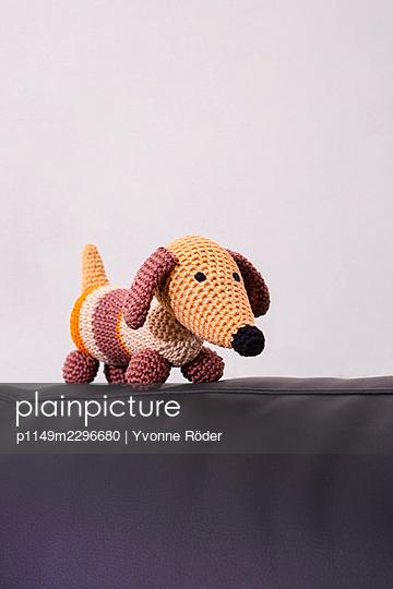 Crochet Dachshund - p1149m2296680 by Yvonne Röder