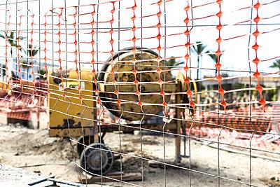 Baustelle - p1367m1582849 von Teresa Walton
